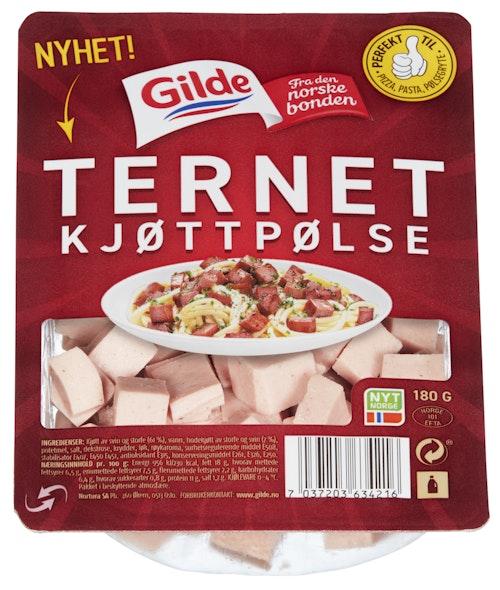 Gilde Ternet Kjøttpølse 180 g