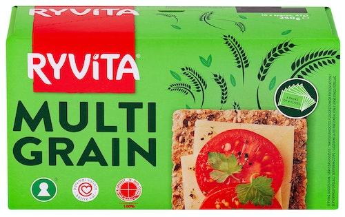 Ryvita Ryvita Multigrain Knekkebrød, 250 g