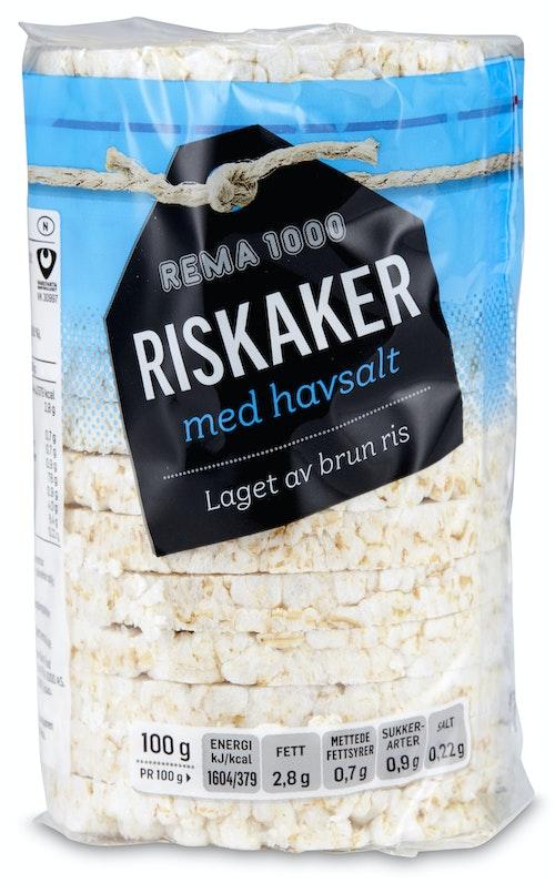 REMA 1000 Riskaker 100 g