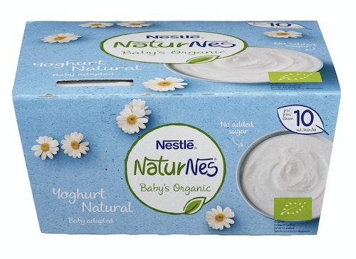 Nestlé Naturnes Yoghurt Natural 10 mnd, 360 g