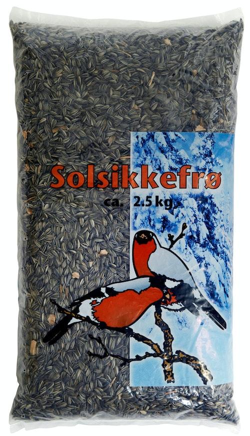 REMA 1000 Solsikkefrø 2,5 kg