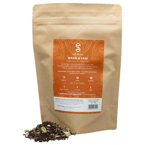 Spill the Tea Masala Chai Te 100 g