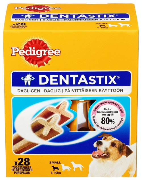Pedigree Dentastix Small 28 stk, 440 g