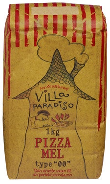 Villa Paradiso Pizzamel Tipo 00 1 kg