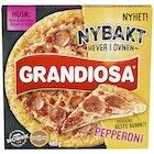 Grandiosa Nybakt Pepperoni Pizza