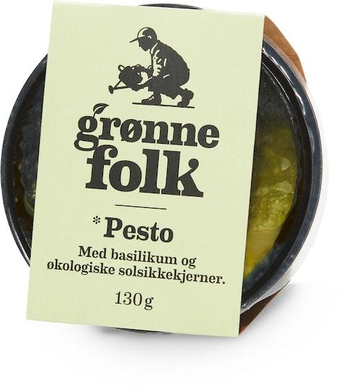 Grønne Folk Fersk Grønn Pesto 130 g