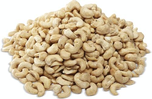 Nøtteliten Cashewnøtter Usaltet, 1 kg