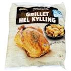 Hel Grillet Kylling