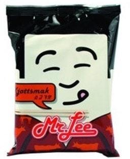 Mr. Lee Nudler med kjøttsmak 85 g