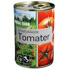 Tomater Grovhakkede