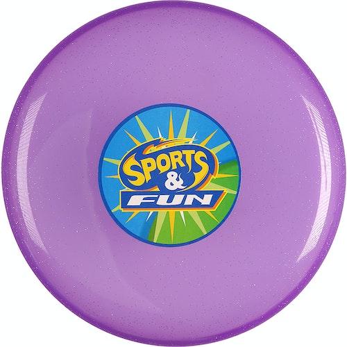 Clas Ohlson Flying Disc Assorterte farger, 1 stk