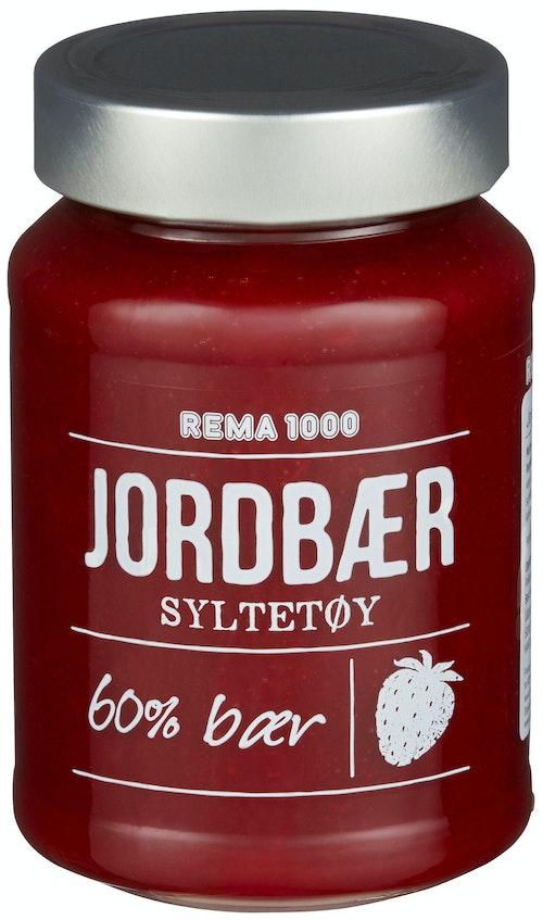 REMA 1000 Jordbærsyltetøy Lett 525 g