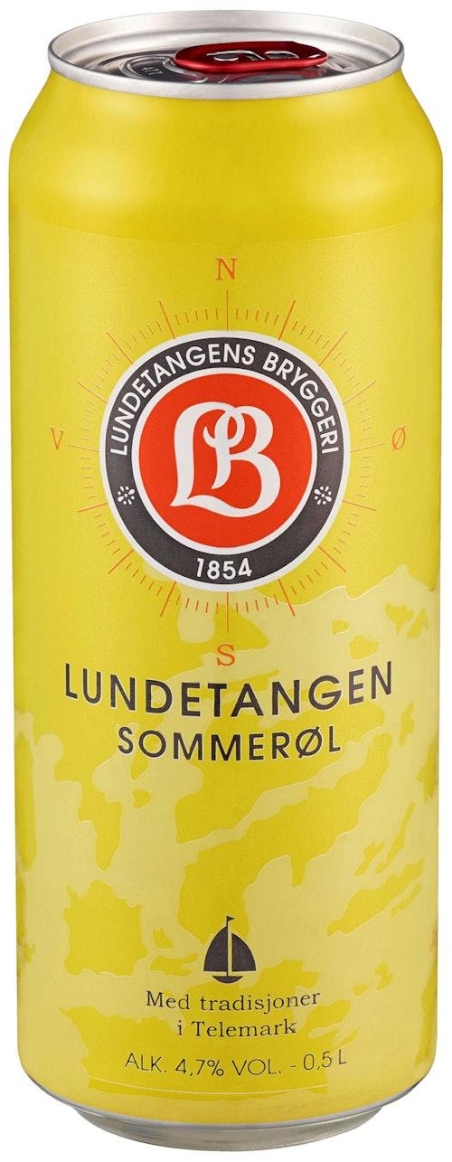 Aass Bryggeri Lundetangen Sommerøl 0,5 l