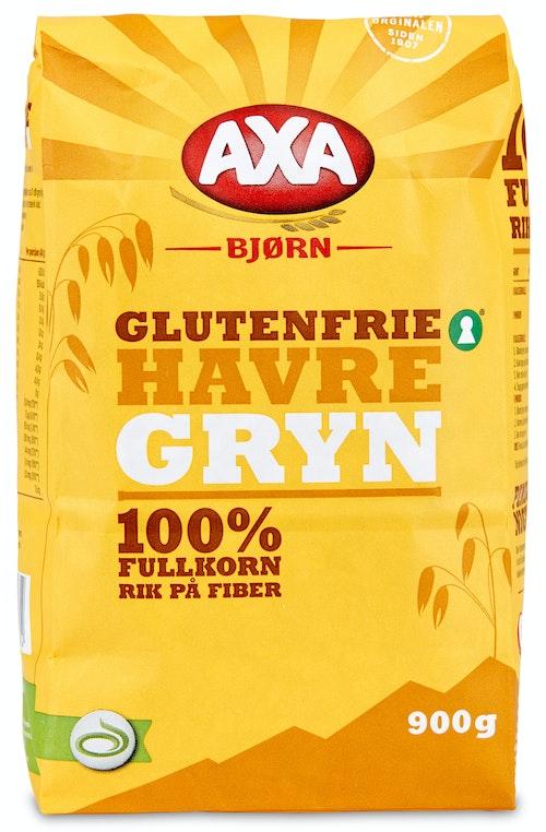 AXA Bjørn Havregryn Store Glutenfri, 700 g
