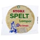 Store Spelt Lomper