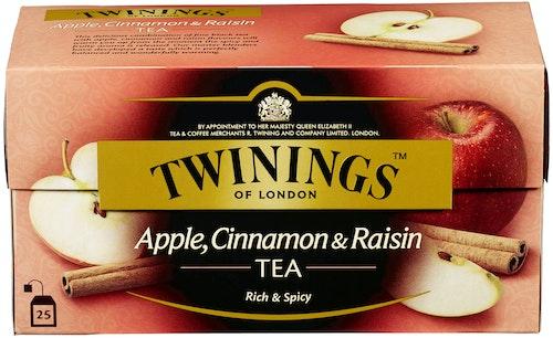 Twinings Eple, Kanel & Rosin-te 25 stk