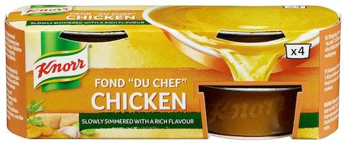 Knorr Fond du Chef Kylling, 4x28g, 112 g