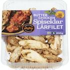 Kylling Lårfilet Stekt & Spiseklar Butter Chicken