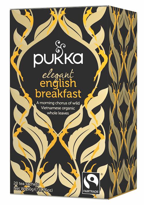 Pukka Pukka Elegant English Breakfast 20 stk
