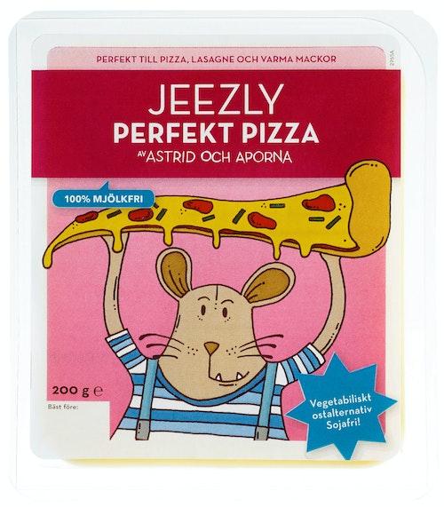 Astrid & Aporna Perfekt Pizzaost Melkefri, 200 g