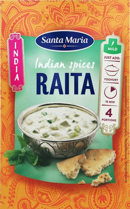 Santa Maria Raita Spice Mix 8 g