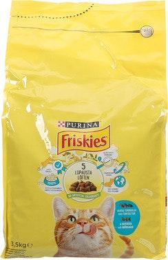 Friskies Tunfisk og grønnsaker 3,5 kg