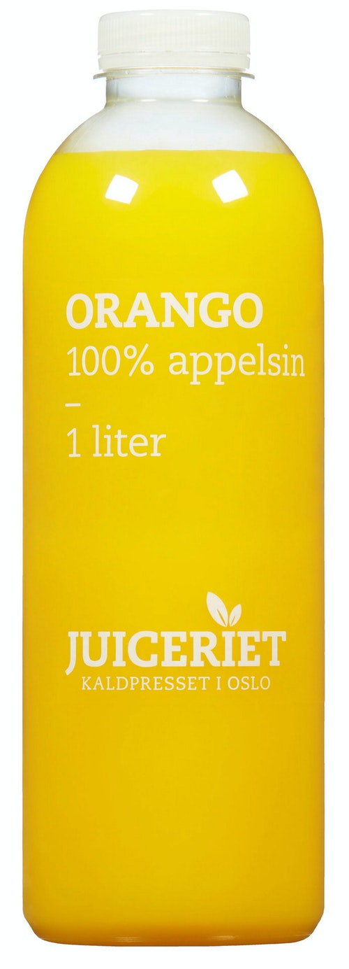 Juiceriet Appelsinjuice 100% 1 l