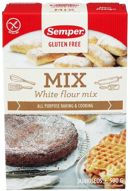 Semper Glutenfri Brødmix 500 g