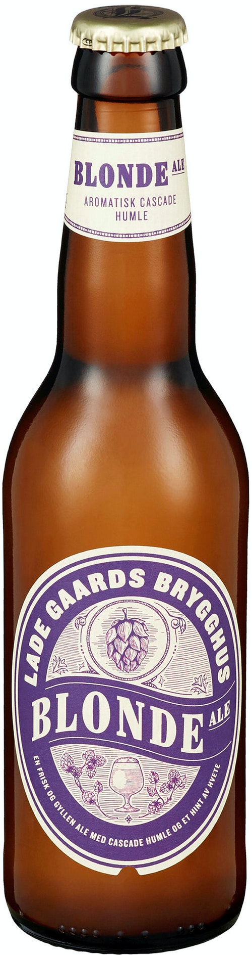 Lade Gaard Blonde Ale 0,33 l