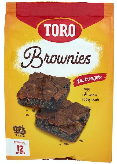 Toro Brownies 552 g