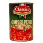 Grovhakkede Tomater