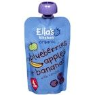 Blåbær Eple Banan+Vanilje