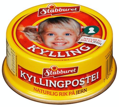 Stabburet Kyllingpostei 100 g