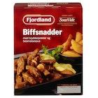 Biffsnadder med Krydderpoteter & Bearnaisesaus