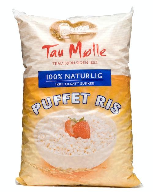 Tau Mølle Puffet Ris 260 g