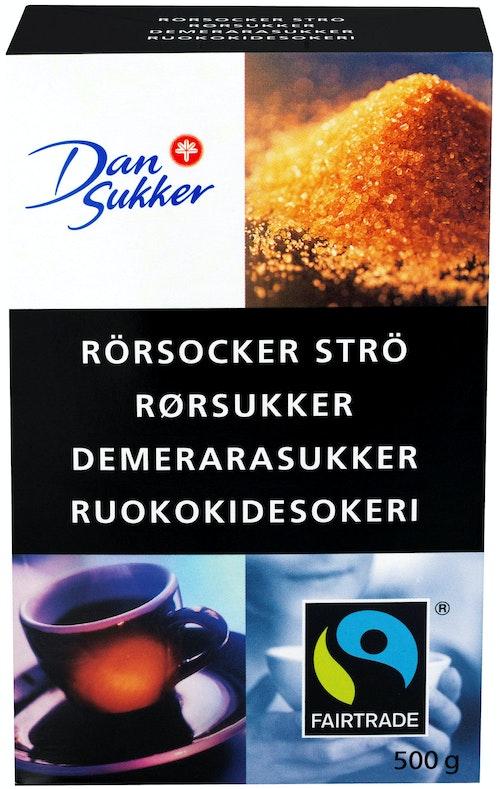 Dansukker Rørsukker Strø Demerara 500 g