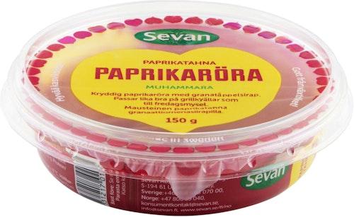 Sevan Paprikarøre 150 g
