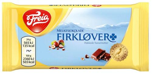 Freia Firkløver Mini 24 g