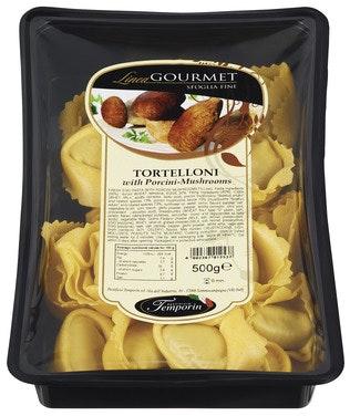Antonio Temporins Fersk Tortelloni Med Steinsopp 500 g