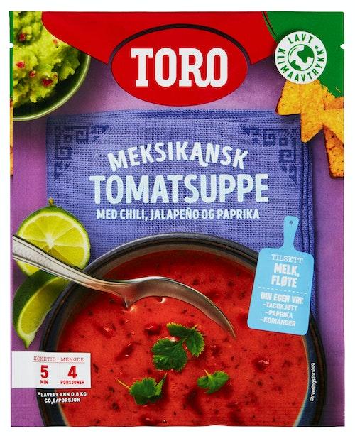 Toro Meksikansk tomatsuppe 100 g