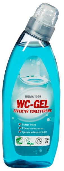 REMA 1000 Wc-Gel 750 ml