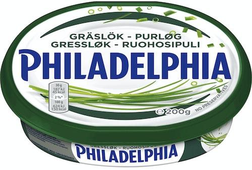 Philadelphia Philadelphia Gressløk 200 g