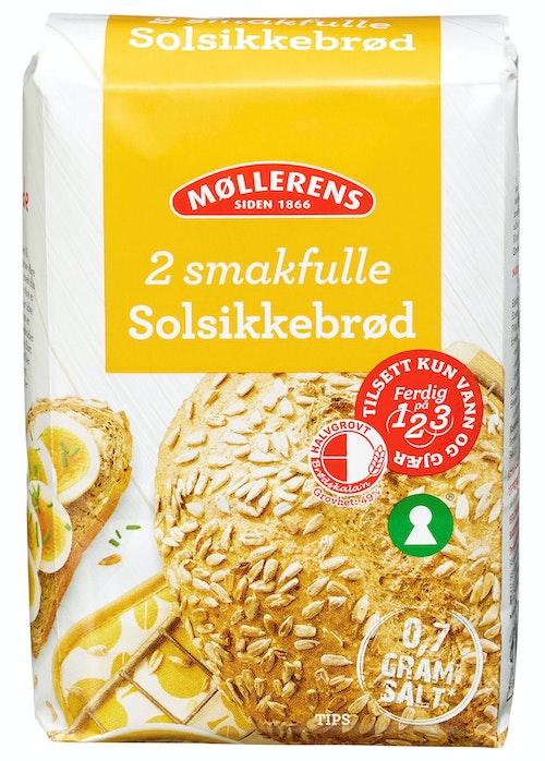 Møllerens Solsikkebrød 1 kg