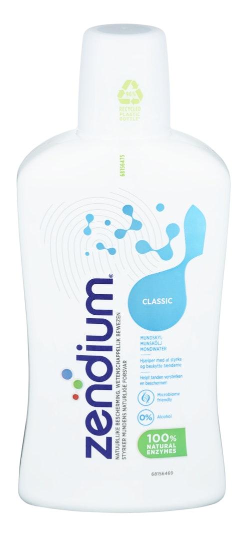 Zendium Zendium Classic Munnskyll 500 ml