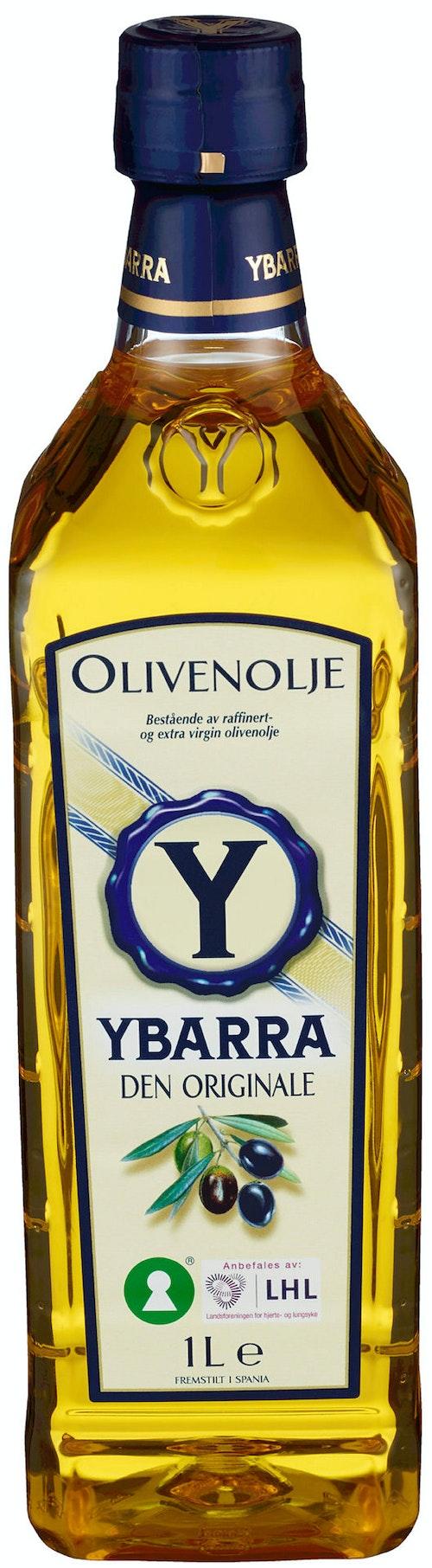 Ybarra Olivenolje 1 l