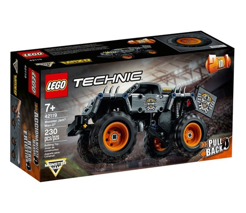 LEGO LEGO Technic Monster Jam Max-D 1 stk