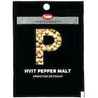 Hvit Pepper