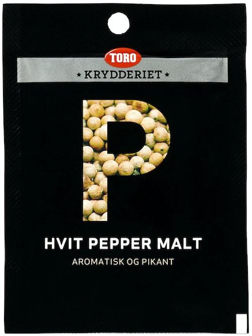 Toro Hvit Pepper Malt, 13 g