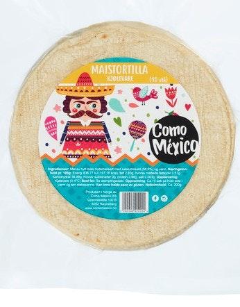 Como Mexico Fersk Maistortilla 10 stk, 200 g