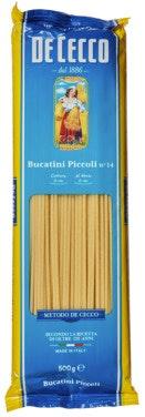 De Cecco Bucatini Piccoli 500 g